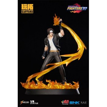 The King of Fighters '97 Statue 1/8 Kyo Kusanagi 26 cm