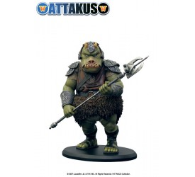 Gamorrean Guard statue 38cm