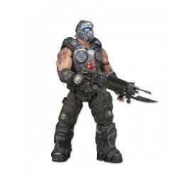 Gears of War 3 Series 1 Action Figure Carmine 18cm