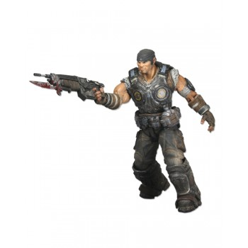 Gears of War 3 Series 1 Action Figure Marcus 18cm