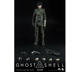 Ghost in the Shell Action Figure 1/6 Major 27 cm Website Version
