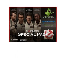 Ghostbusters Action Figures 1/6 Special Pack 30 cm