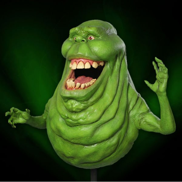 Ghostbusters Life Size Statue Slimer 102 Cm