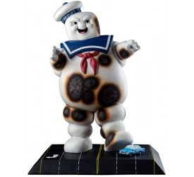 Ghostbusters: Stay Puft Limited Edition Statue BURNT Edition 46 cm