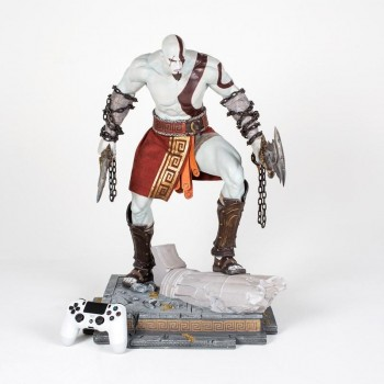 God of War Kratos Premium Statue 81 cm