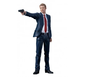 "Gotham ARTFX+ PVC Statue 1/10 James ""Jim"" Gordon 18 cm"