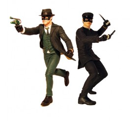 Green Hornet 2011 Action Figure Set 15 cm (2)