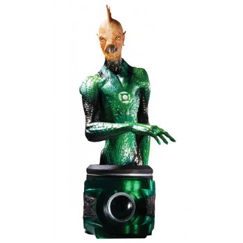 Green Lantern Movie Bust Tomar Re 17 cm