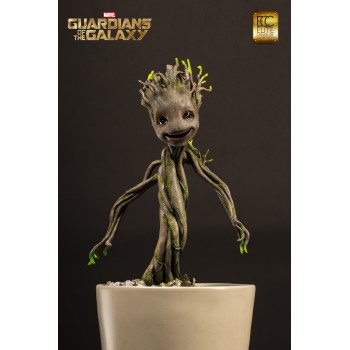 Guardians of the Galaxy Dancing Groot 1/1 Maquette 40 cm