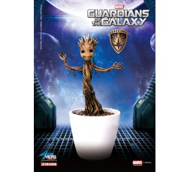 Guardians of the Galaxy Hero Vignette 1/9 Baby Groot 18 cm