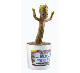 Guardians of the Galaxy Interactive Figure with Sound Dancing Groot 23 cm Display