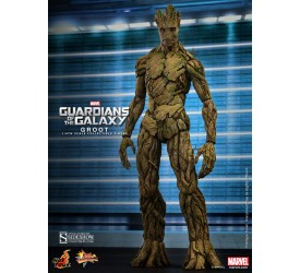 Guardians of the Galaxy Movie Masterpiece Action Figure 1/6 Groot 39 cm