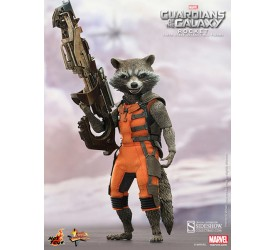 Guardians of the Galaxy Movie Masterpiece Action Figure 1/6 Rocket 16 cm