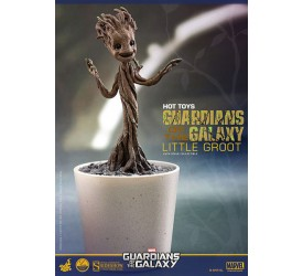 Guardians of the Galaxy QS Series Actionfigur 1/4 Little Groot 12 cm