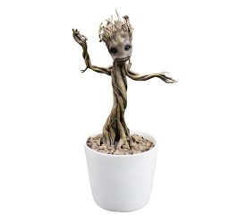 Guardians of the Galaxy Shakems Bobble-Figure Dancing Groot 33 cm