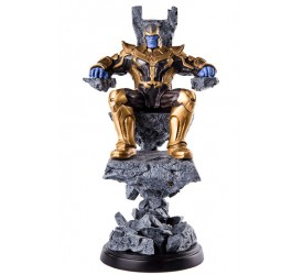 Guardians of the Galaxy Statue 1/10 Thanos 36 cm