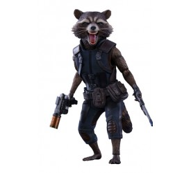Guardians of the Galaxy Vol. 2 Movie Masterpiece Action Figure 1/6 Rocket 16 cm