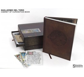 Guillermo del Toro´s Cabinet of Curiosities Book