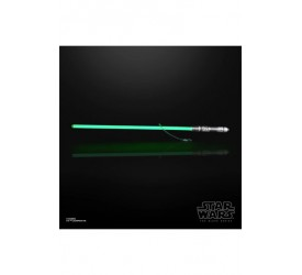 Star Wars Black Series Replica 1/1 Force FX Lightsaber Kit Fisto