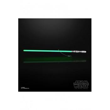 Star Wars Black Series Replica 1/1 Force FX Lightsaber Kit Fisto