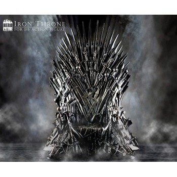 HERO CLUB Iron Throne for 1/6 Scale Action Figure 48 CM