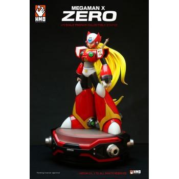 Megaman X Red Zero 1/4 Scale Statue
