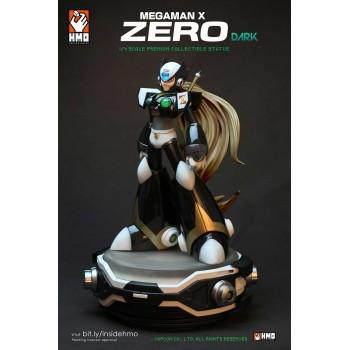 Megaman X Black Zero 1/4 Scale Statue