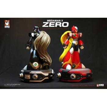 Megaman X Ultimate Zero 1/4 Scale Statue Set