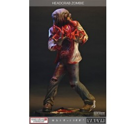 Half Life 2: Headcrab Zombie Resin Statue 20 inches