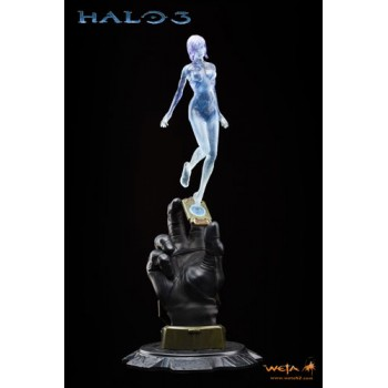 Halo 3 Statue 0.85 Scale Cortana 44 cm