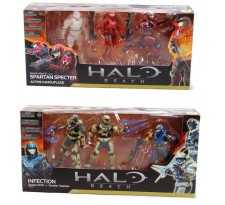 Halo Reach Series 4 6 inch  3-Pack AF Asst