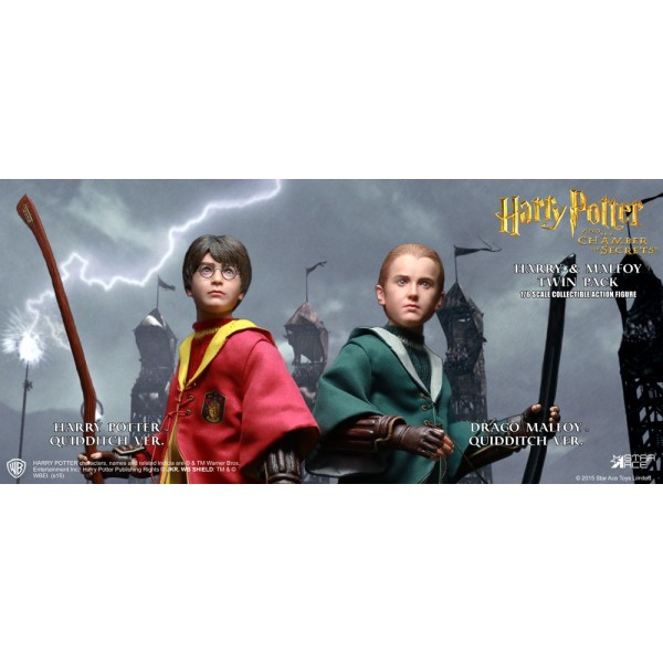 harry potter my favourite movie action figure 2 pack