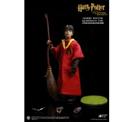 Harry Potter My Favourite Movie Action Figure 1/6 Harry Potter Quidditch Version 26 cm