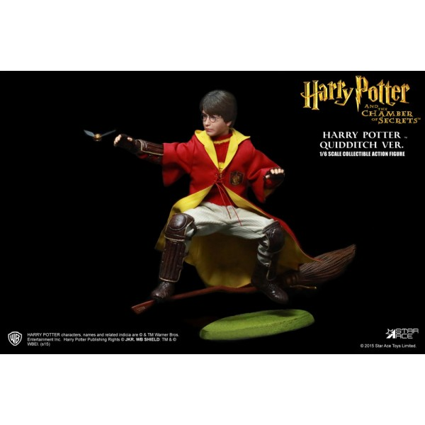 harry potter my favourite movie action figure 1 6 harry