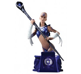 Heroes of the DC Universe Blackest Night Bust Indigo-1 Lantern 15 cm