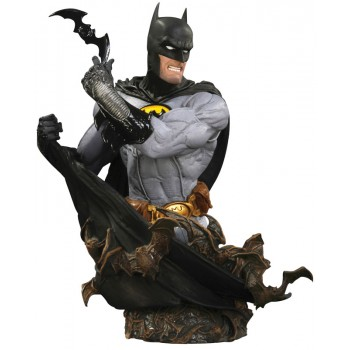 Heroes of the DC Universe Series 2 Bust Batman 15 cm