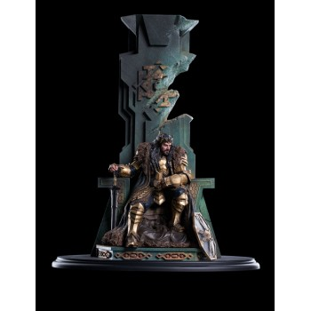 Hobbit The Battle of the Five Armies Statue 1/6 King Thorin on Throne 46 cm