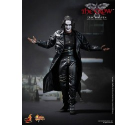 Hot Toys The Crow Brandon Lee Eric Draven 30cm
