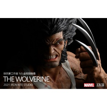Marvel X-Force 1/1 The Wolverine Life-Size Bust 83 cm