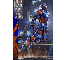 Iron Man 3 Movie Masterpiece Action Figure 1/6 Iron Man Mark XXVII Disco 31 cm