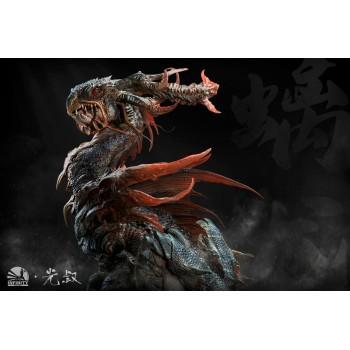 Artist Series Chi Long Dragon Statue by ZheLong Xu