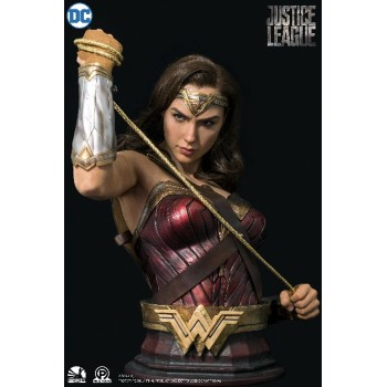 DC Comics: Wonder Woman Life Sized Bust 73 CM