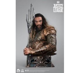 Justice League Life-Size Bust Auqaman 116 cm