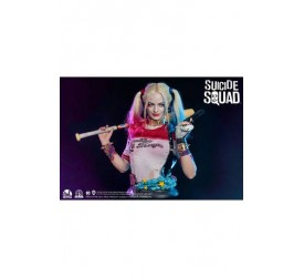 Suicide Squad Life-Size Bust Harley Quinn 77 cm