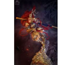 Mythology Series Statue The Monkey King Red Version 60 cm