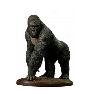 Museum Series Gorill beringei 1/4 Scale Statue