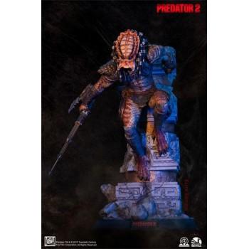 Predator 2 Statue 1/4 City Hunter Elite Edition 65 cm