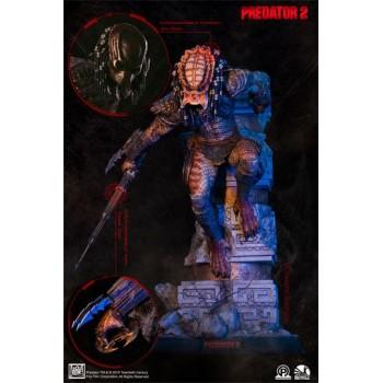 Predator 2 Statue 1/4 City Hunter Ultimate Edition 65 cm