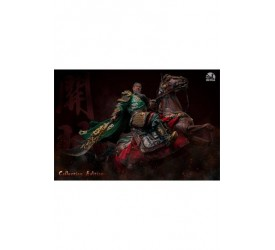 Three Kingdoms: Five Tiger Generals Series Statue Guan Yu Elite Edition 81 cm