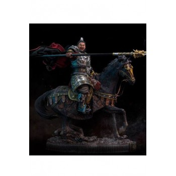 Three Kingdoms Statue Zhang Fei 70 cm